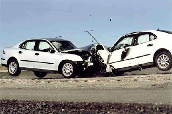 November Car Accidents Shasta County